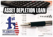 Asset Depletion Loan